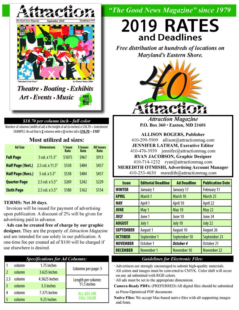 Advertise with Us – Attraction